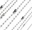 Tribal-Spirit-Steel-Kugelkette-Edelstahl-schmuckrausch Indexbild 1