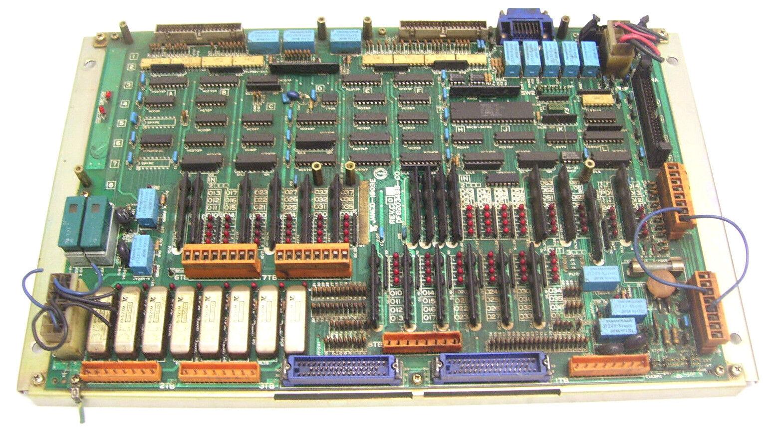 YASKAWA PC BOARD JANCD-10O3E JANCD-1003E  DF8203498-C0 REV. C0  60 Day Warranty