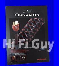 Audio Quest Cinnamon HDMI 1 meter brand New