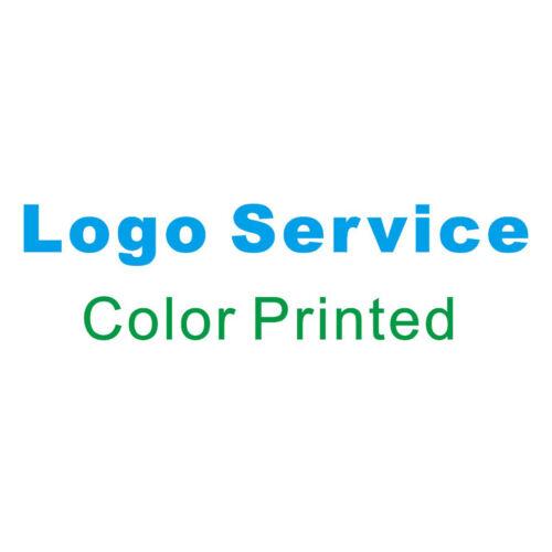 Logo Service Color Printed