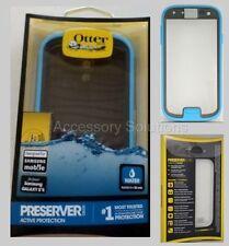 Otterbox Preserver Samsung Galaxy S4 Waterproof Case Permafrost Blue / White