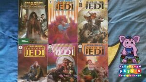 Star-Wars-Tales-Of-The-Jedi-1-5-Complete-amp-The-Old-Republic-Threat-of-Peace-LOT