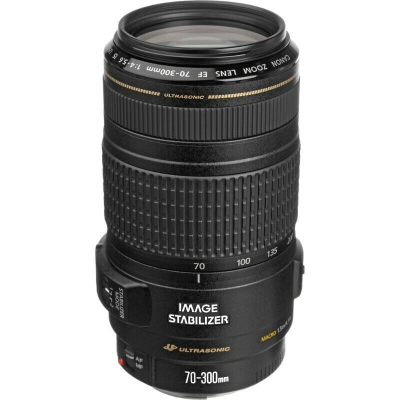 Canon EF 70-300mm F4-5.6 IS USM Lens  (Trade ins Welcome - 021 945 1606)