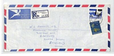 Dapper Bt227 South Africa Alkant-rant Commercial Air Mail Cover {samwells}pts