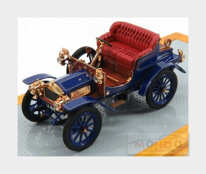 Rolls Royce 10Hp Sn200154 Current Car 1904 bluee Ilario Model 1 43 IL43100 Model