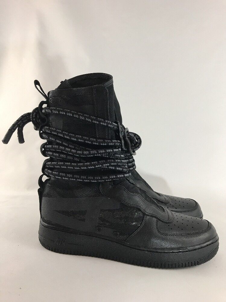 Nike Special Field Air Force 1 HI Black Men's Size 9  AA1128 002