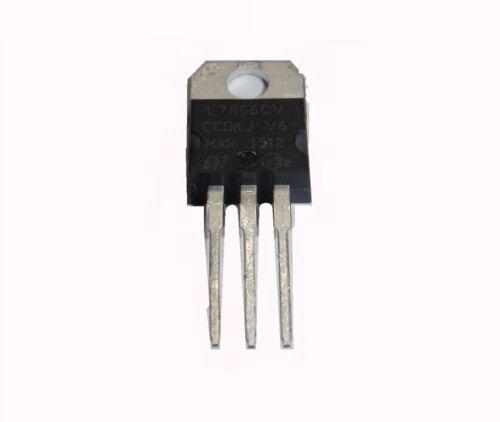 L7806CV Positive voltage regulator ICs Output 6v TO-220 L7806 US Sell
