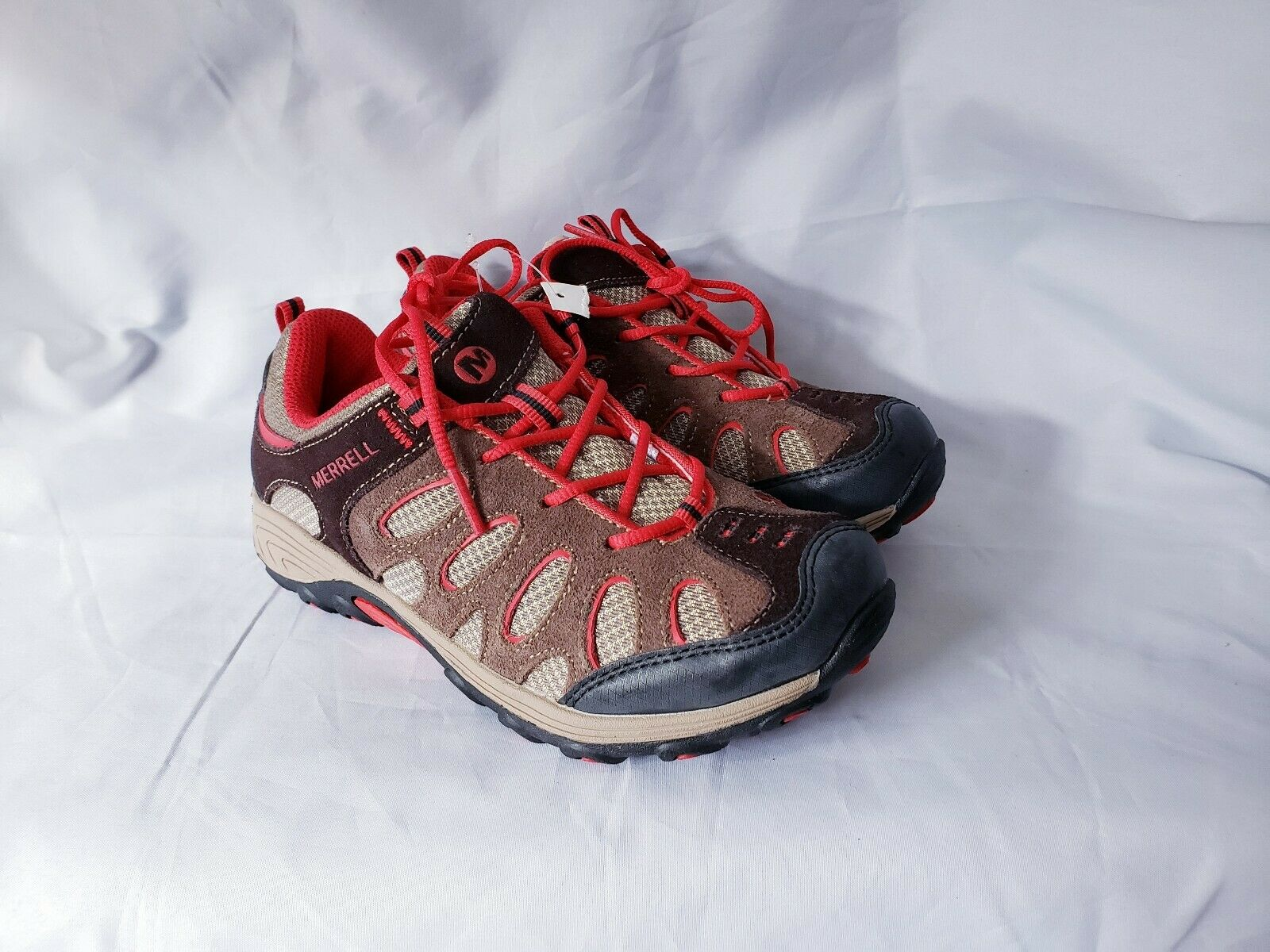 Grey Waterproof Walking Hiking Shoes