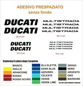 Kit adesivi decal stikers DUCATI MULTISTRADA 1200 2015