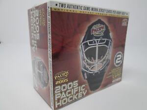 2004-05-PACIFIC-HOCKEY-HOBBY-SEALED-BOX