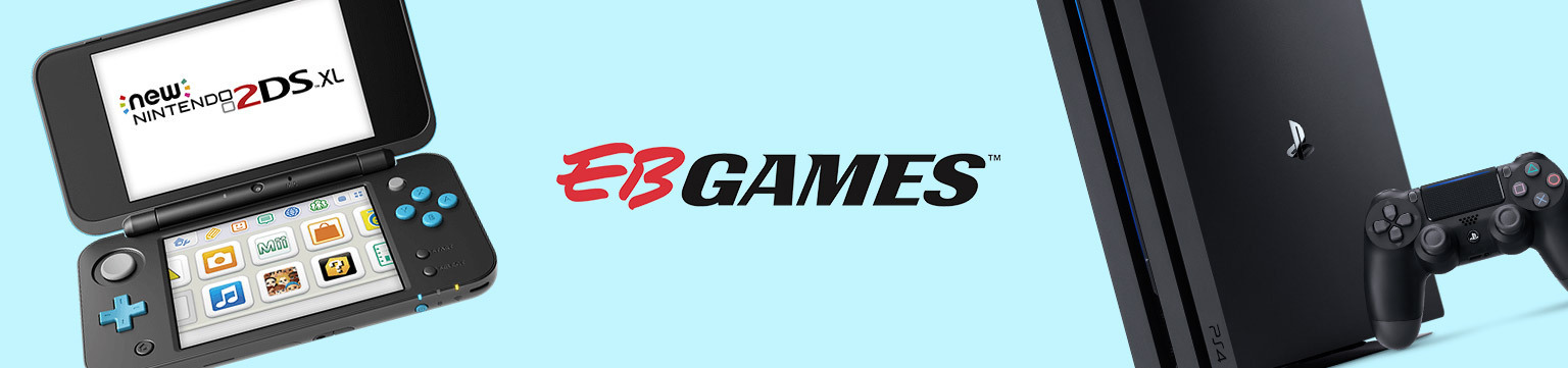 Black Friday now on at EB Games