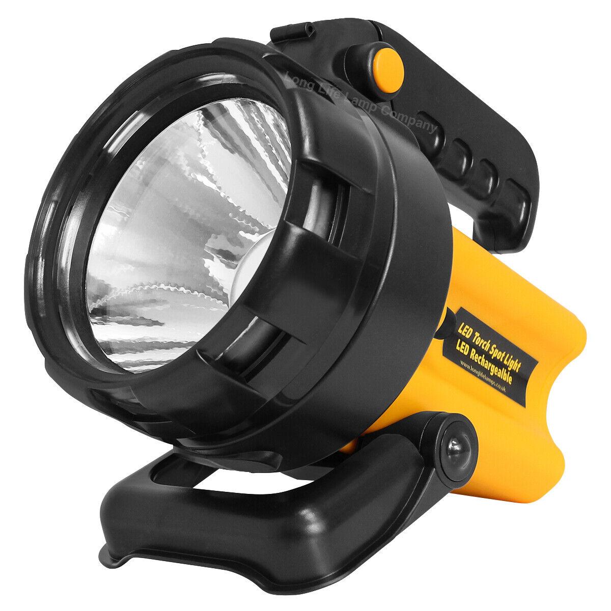 Draper 65985 3 W DEL Rechargeable Spotlight