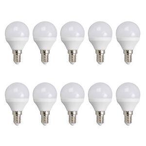 10 x LED Birne E14 4W 30W Warmweiß 320lm Lampe Glühbirne 2700K Leuchtmittel - Freiberg, Deutschland - 10 x LED Birne E14 4W 30W Warmweiß 320lm Lampe Glühbirne 2700K Leuchtmittel - Freiberg, Deutschland