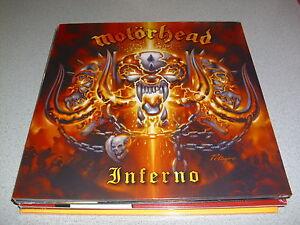 Motoerhead-Motorhead-Inferno-2LP-Vinyl-Neu-amp-OVP
