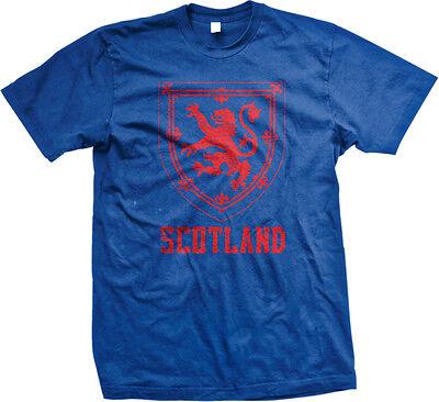 Scotland Symbol Scottish Distressed Country Born From Gaelic Scot Men/'s Thermal