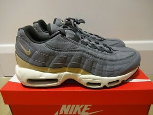 NIKE-AIR-MAX-95-PRM-COOL-GREY-WOOL-PACK-BNIB-UK-7-5-8-5-9-538416-009