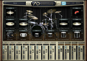 Details about XLN Audio Metal ADPak Samples for Addictive Drums 2 Virtual  Drum Instrument