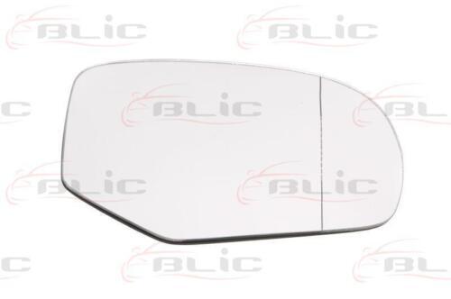 RIGHT WING DOOR MIRROR GLASS BLIC 6102-01-1058P