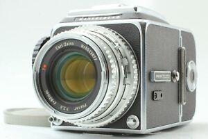CLA-D-N-MINT-HASSELBLAD-503C-M-CM-Medium-Format-Film-Camera-w-80mm-F-2-8-Lens