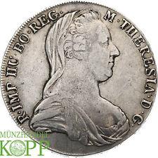 WAL067) RDR Maria Theresia, 1740-1780 Taler 1780 A.H.-G.S