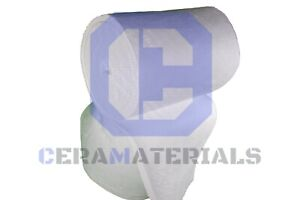 Ceramic Fiber Insulation Blanket Wool High 2300f Thermal