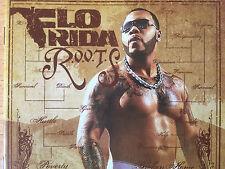 "FLO RIDA-""R.O.O.T.S""-RIGHT ROUND-AKON-NE YO-WYCLEF JEAN-R&B-BRAND NEW CD 2009"