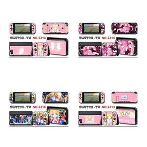 Nintendo-Switch-Sticker-Vinyl-Decals-Full-Skin-Sailor-Moon-Anime-Tsukino-Usagi