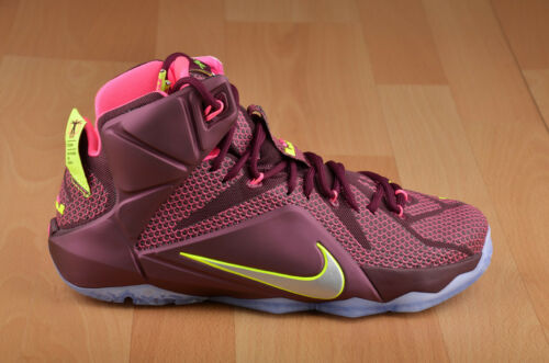 Sneakers Double Xii 684593 Sku Hommes Helix Air Nike Nouveau 607 Lebron Merlot FxwTqYI