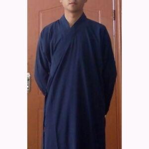 280209283 Men's Wu Dang Tai Chi Kung Fu Martial Arts Robe Gown Chinese ...