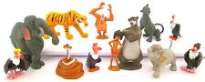 *JUNGLE BOOK Figure Set DISNEY PVC TOY Cake Topper MOWGLI Baloo KING LOUIE Kaa!*