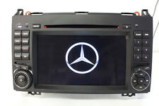 AUTORADIO 2 DIN DVD GPS MERCEDES CLASSE A B VITO SPRINTER NAVIGATORE MP3 HD