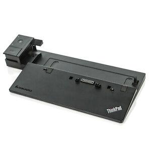 Lenovo-ThinkPad-Ultra-Dock-40A2-SD20A06037-04W3951-DVI-USB-3-0-HDMI-sans-cle-Courant-Alternatif