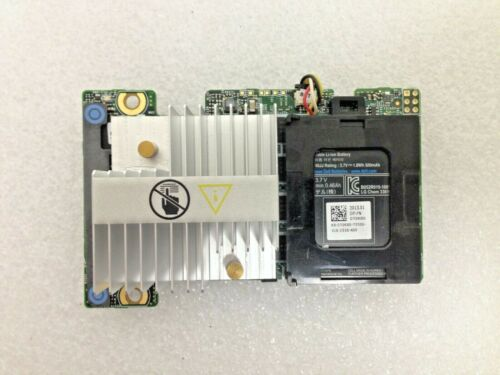 Battery0TTVVV0TY8F9 Dell PERC H710P 1GB SAS//SATA 6Gbps RAID Controller
