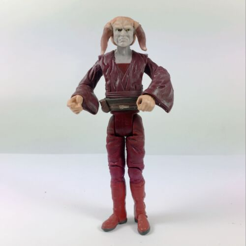 "3.75/"" Star Wars Saga Clone Wars SAESEE TIIN Habro Action Figure Toy Toy"