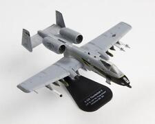 Fighter Aircraft A-10A Thunderbolt II 1/100 Diecast Italeri Fabbri