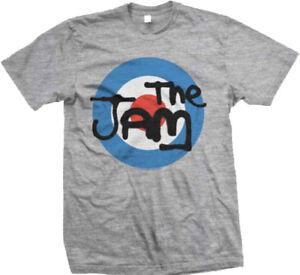 The Jam All Mod Cons Tour Mod Revival Punk Rock Band T-Shirt Gildan Size S-2XL