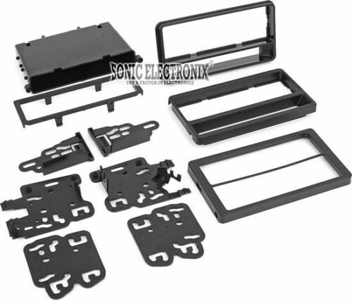 Metra 99-8205 Single/Double DIN Dash Kit for 2003-08 Toyota Matrix/Pontiac Vibe