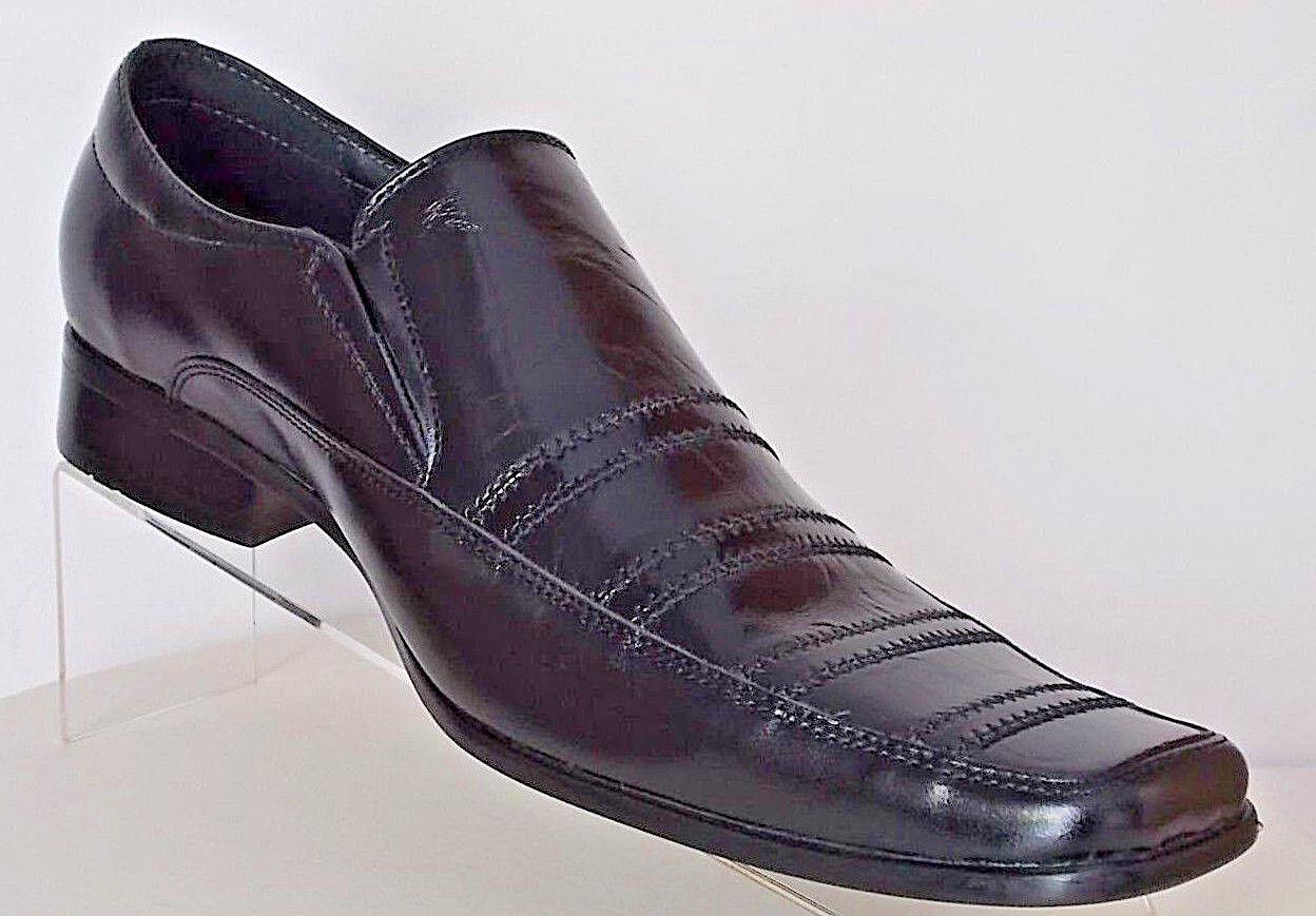 Herrenschuhe Hochzeitschuhe Echtleder Anzugschuhe Hochzeitschuhe Herrenschuhe Businessschuhe 1401 Ital. Mode 33533f