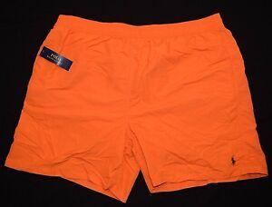 2f48179b16 Image is loading Polo-Ralph-Lauren-Hawaiian-Men-Swimwear-Boxer-Trunk-