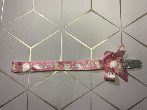 Small Pink Dummy Clip