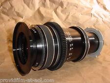 Lens Vintage Tele & zoom Classic 35mm RED,HDV,S16, PL primes Buy SOLO & SETS ASK