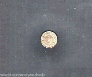 INDIA BRITISH 1/12 ANNA 1934 KING GEORGE V SCARCE INDIAN MONEY COIN