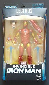 Marvel-Legends-Okoye-Series-Invincible-Iron-Man-Error-Figure-No-Eyes-NEW