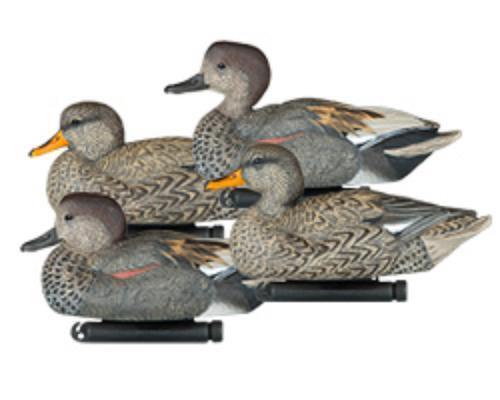 Nuevo Dakota Señuelo 17500 aves acuáticas caza X-Treme ánade friso Decoys (6 Pack)