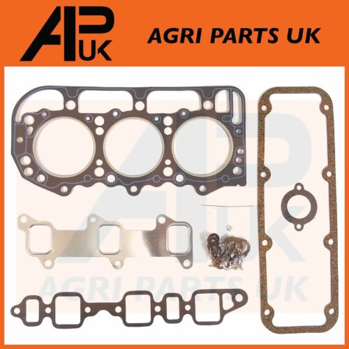 Ford New Holland 2000 2600 3000 3600 4000 Tractor Head Gasket Set Kit Top 1969