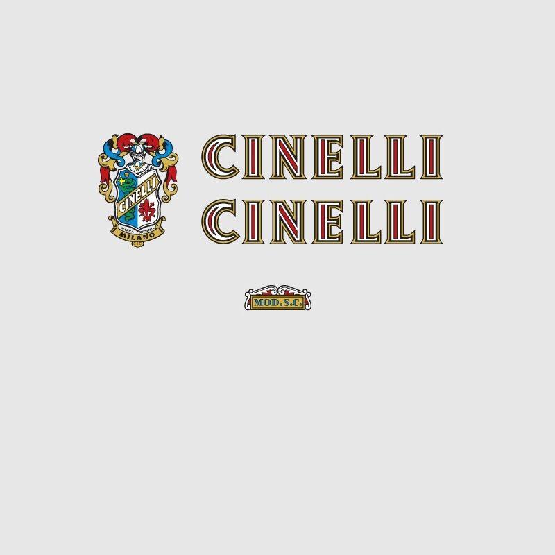 Cinelli Super Super Super Corsa decals, transferts, stickers-n.3 2c6392