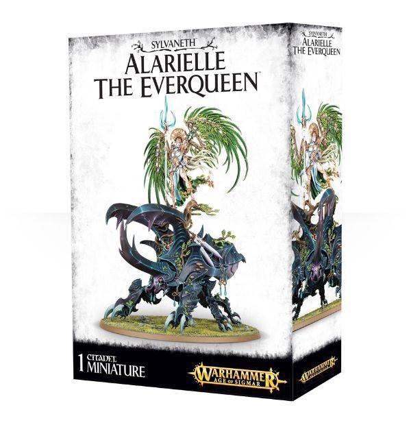 Alarielle el everqueen-Warhammer edad de Sigmar-Juegos Workshop