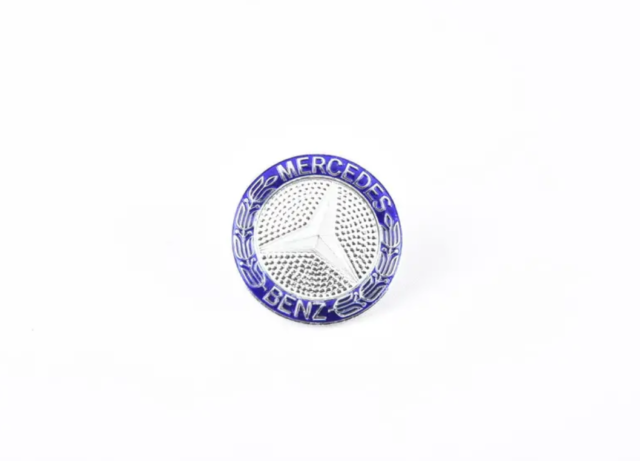 Neu Original Mercedes Benz Front Kühler Grill Abzeichen Emblem A201880008802 OEM