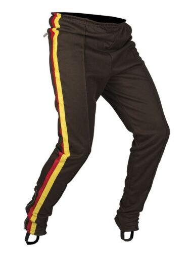 NVA ASV DDR Trainingshose braun Gr 44-64 Jogginghose Sporthose NEUWARE