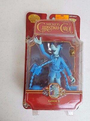 2003 Disney Mickey's A Christmas Carol Goofy As Ghost Jacob Marley Action Figure   eBay